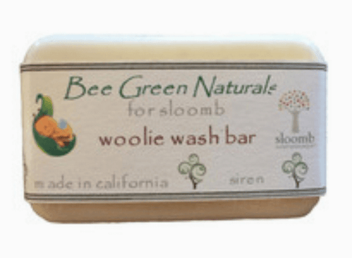 SLOOMB (BGN) Wool Wash Bar