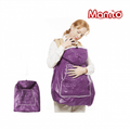 Manito Winter Baby Carrier Cover