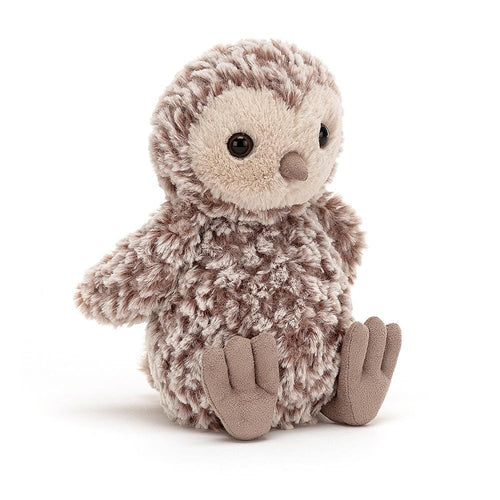 JellyCat Torville Owl Chick