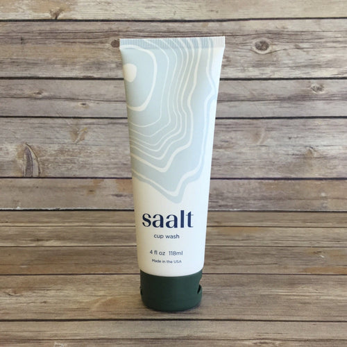 Saalt Menstrual Body and Cup Wash