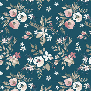 Midnight Floral 5 in 1 Cover