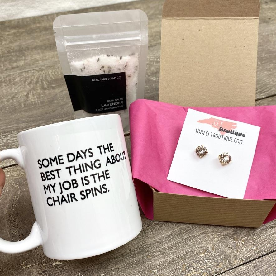 The Co-Worker Gift Set - 2 - CLT Boutique