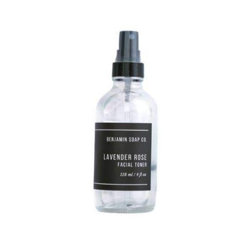 Lavender Rose Facial Toner - CLT Boutique