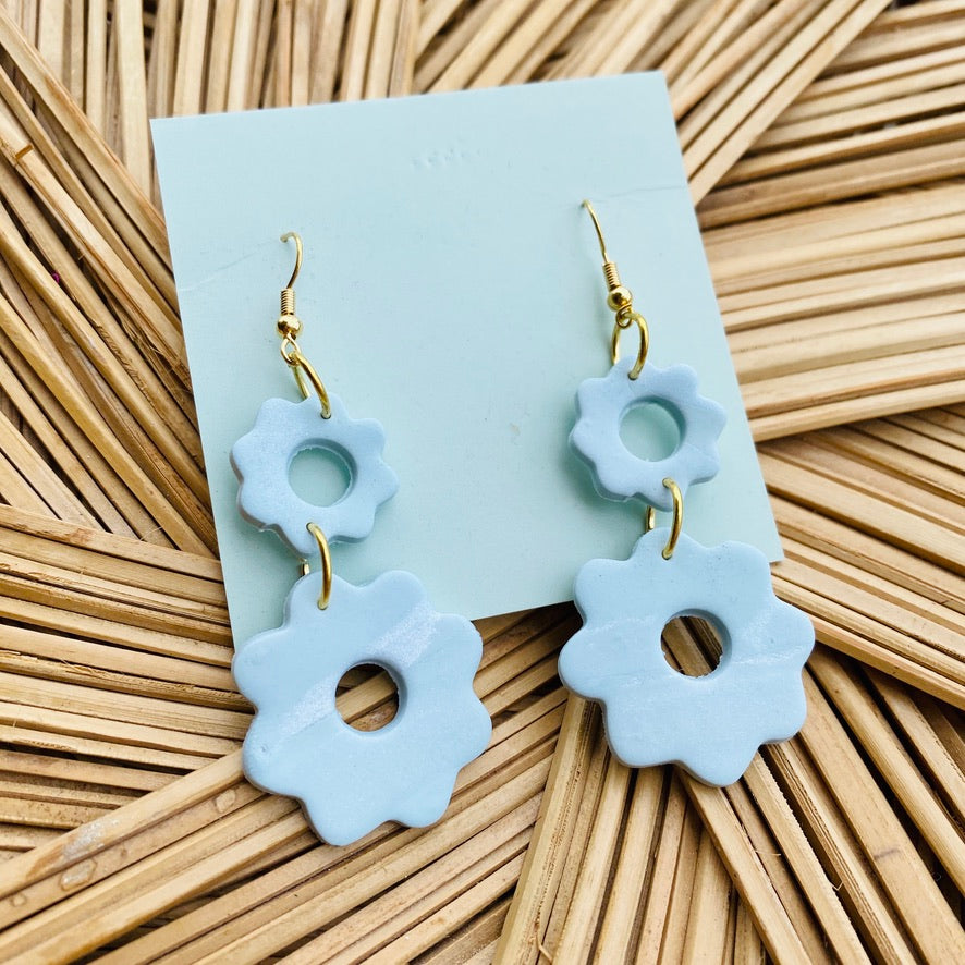 The Daisy Clay Earring