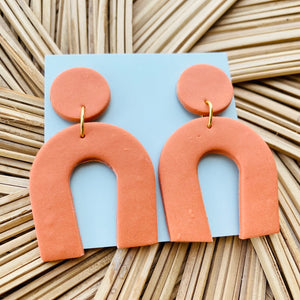The Ky Clay Earring