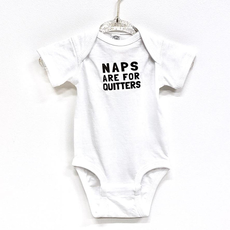 Naps are for Quitters - CLT Boutique