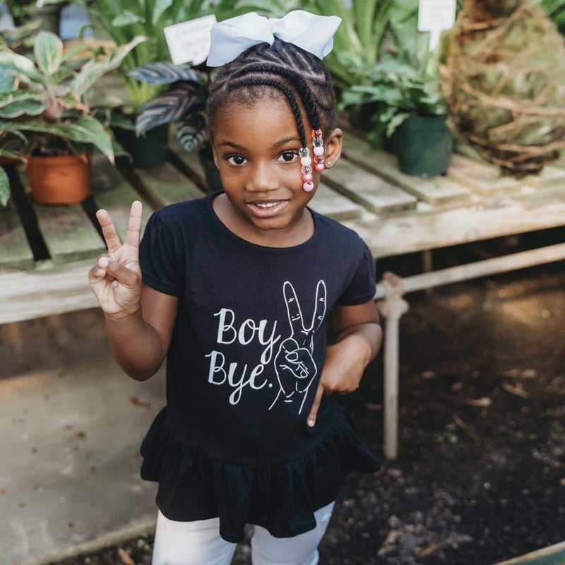 boy bye, toddler, kids, baby, style, fashion, shirt, outfit, girl, beyonce