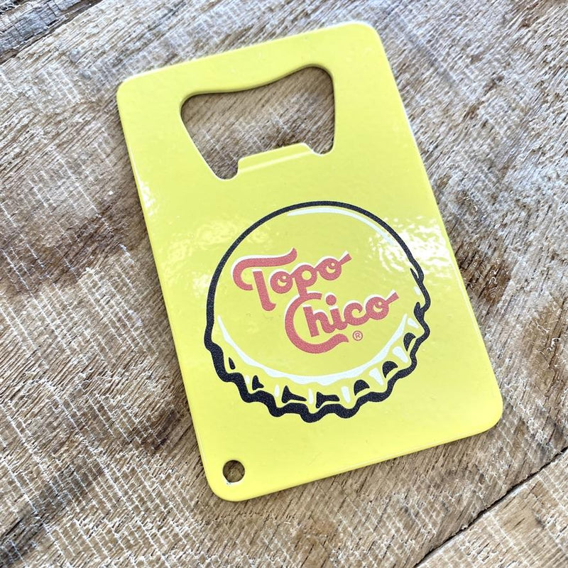 Retro Topo Chico Bottle Opener - CLT Boutique