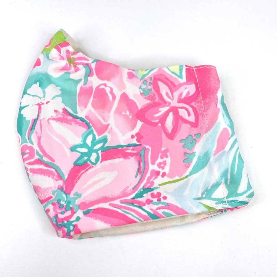 Lilly P Face Mask-3 - CLT Boutique