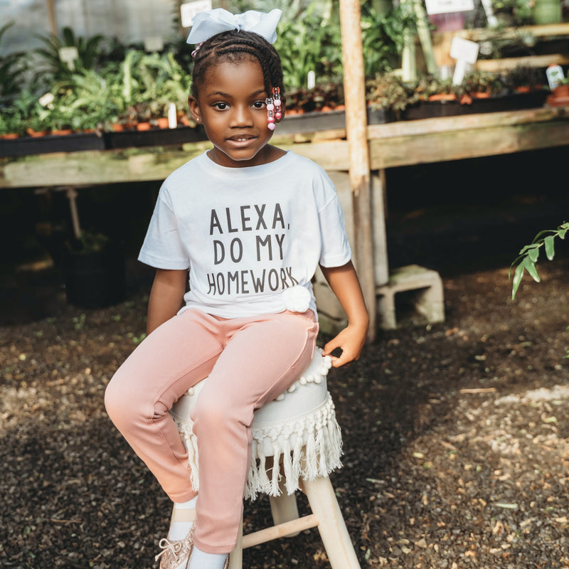 Alexa, Do My Homework - CLT Boutique