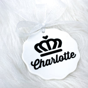 Queen Charlotte Ornament - CLT Boutique
