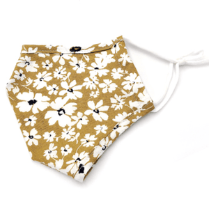 Flower Power Mask - CLT Boutique