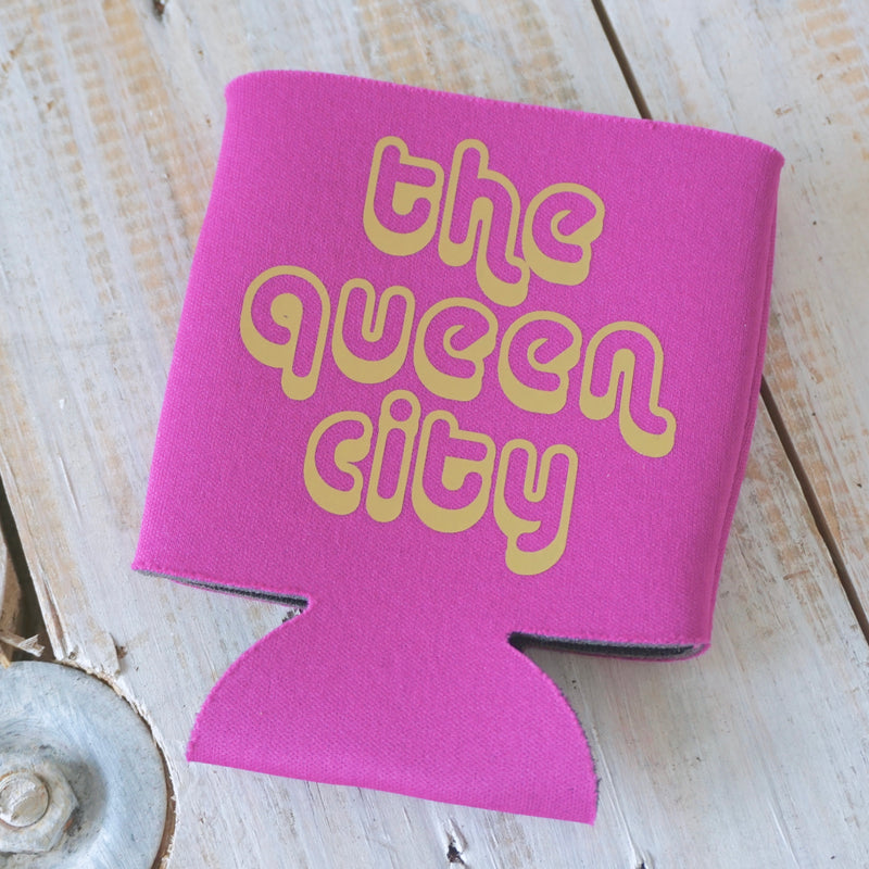 Queen City Koozie