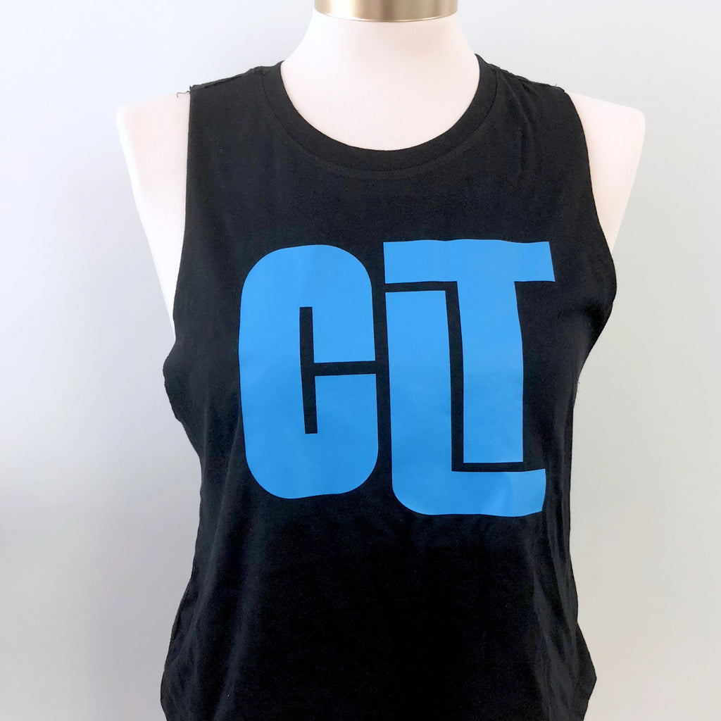 Panthers CLT Crop Top