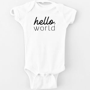 Hello, World - CLT Boutique