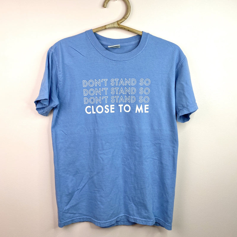 Don't Stand So Close to Me Shirt - CLT Boutique