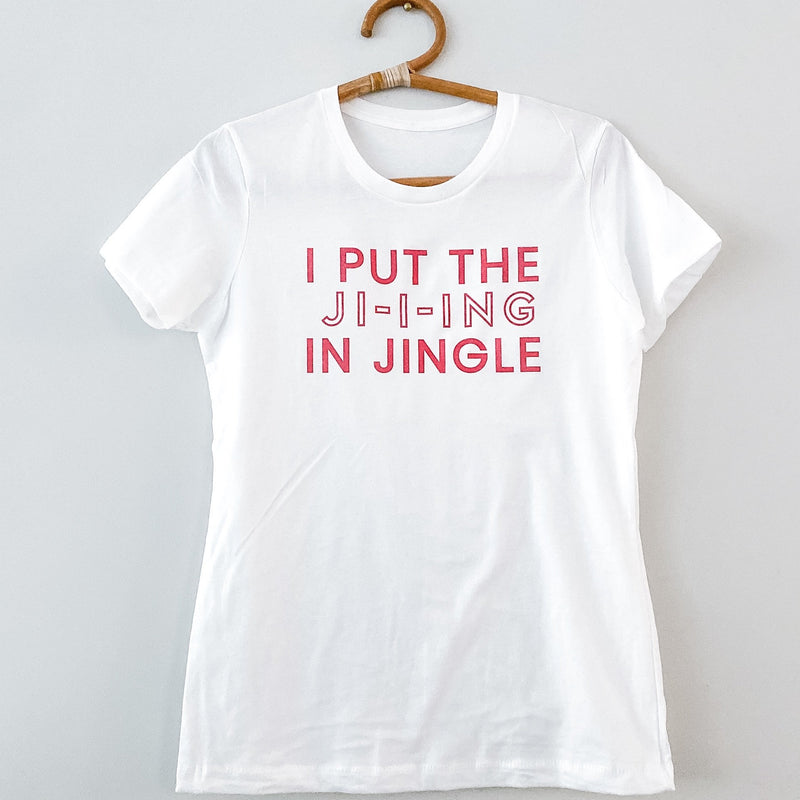 Lizzo Jingle Shirt