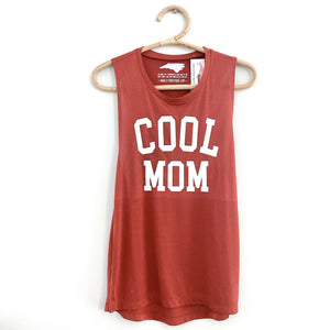 Cool Mom Muscle Tank - CLT Boutique