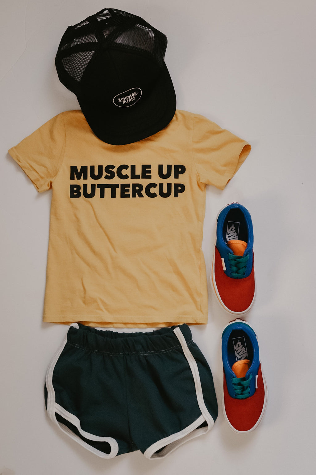 Muscle up buttercup - Sweatshirt
