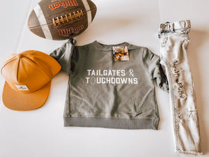 Tailgates and Touchdowns - Sweatshirt