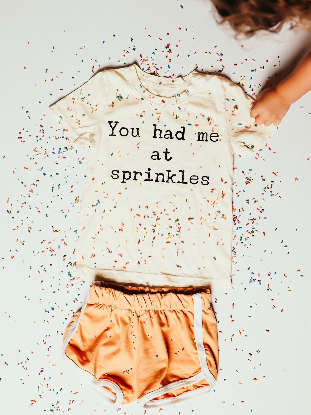 You had me at sprinkles - Tee