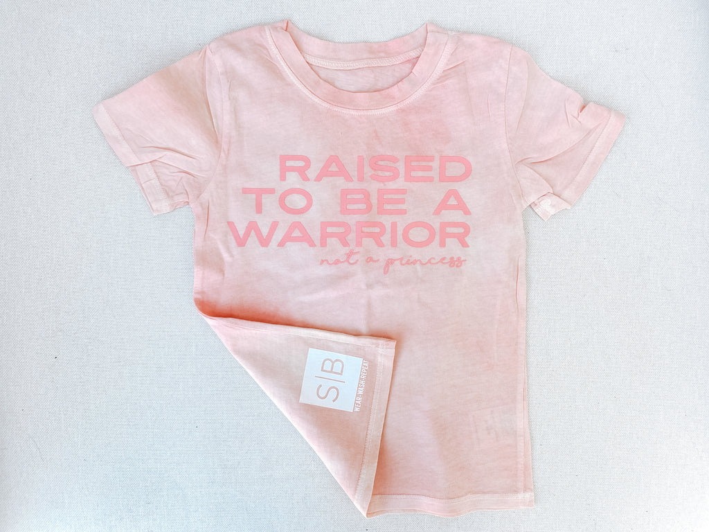 Raised to be a warrior - Tee