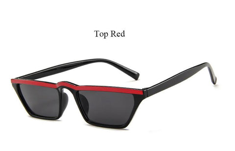 Strip Across the Top Eye Wear - New '18 Arrival - 8 Color Options