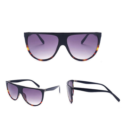 Flat Top Skinny Eye Wear - 6 Color Options