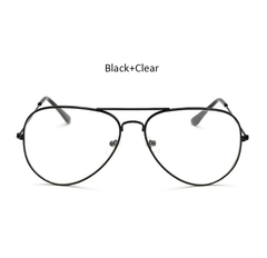 Our Clear Aviator - 4 Frame Colors