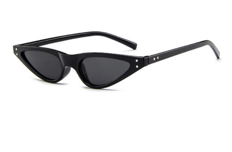 The Perfect NYC Shades - Black on Black