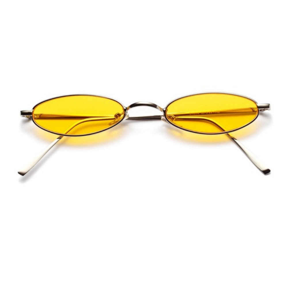 Vintage NYC Style Eye Wear - Brand New Arrivals - Red, Pink, Yellow & Gray