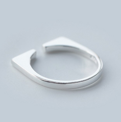 Nora NYC 925 Sterling Silver Stacking Ring