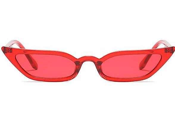 My Red Nora NYC Acrylic Sunnies - Other Color Options Available like purple, pink