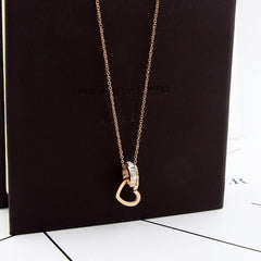 Nora NYC Stainless Steel Necklace Jewelry