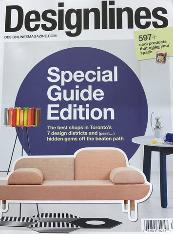 Hot Off the Presses - Designlines Special Guide Edition 2017