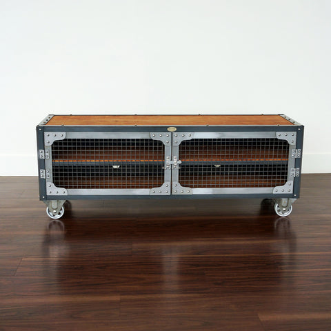 RetroWorks' Industrial Media Console
