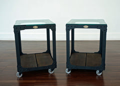 industrial side tables online