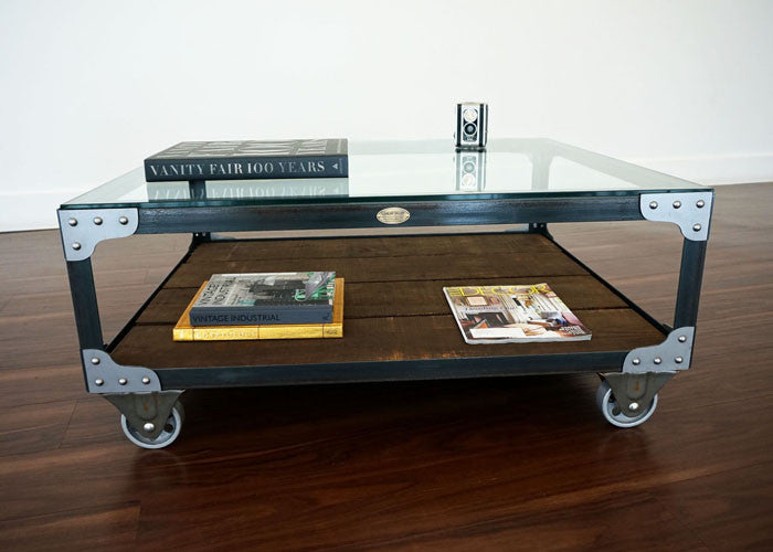 best industrial coffee table online Canada