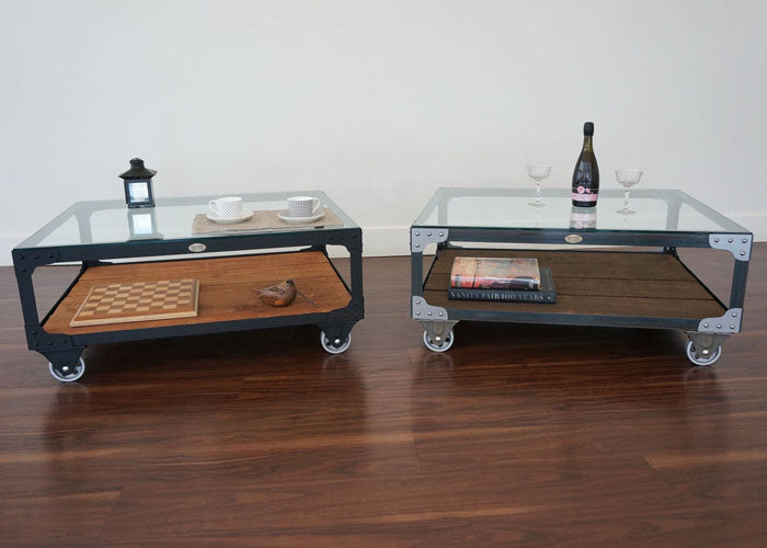 industrial coffee tables online