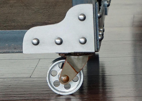 end table caster