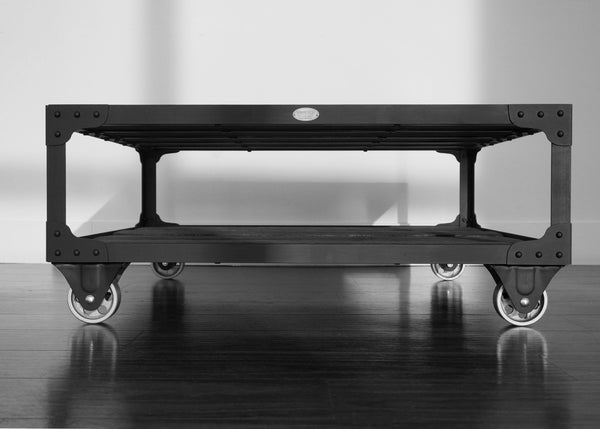Coolest coffee table on wheels USA online