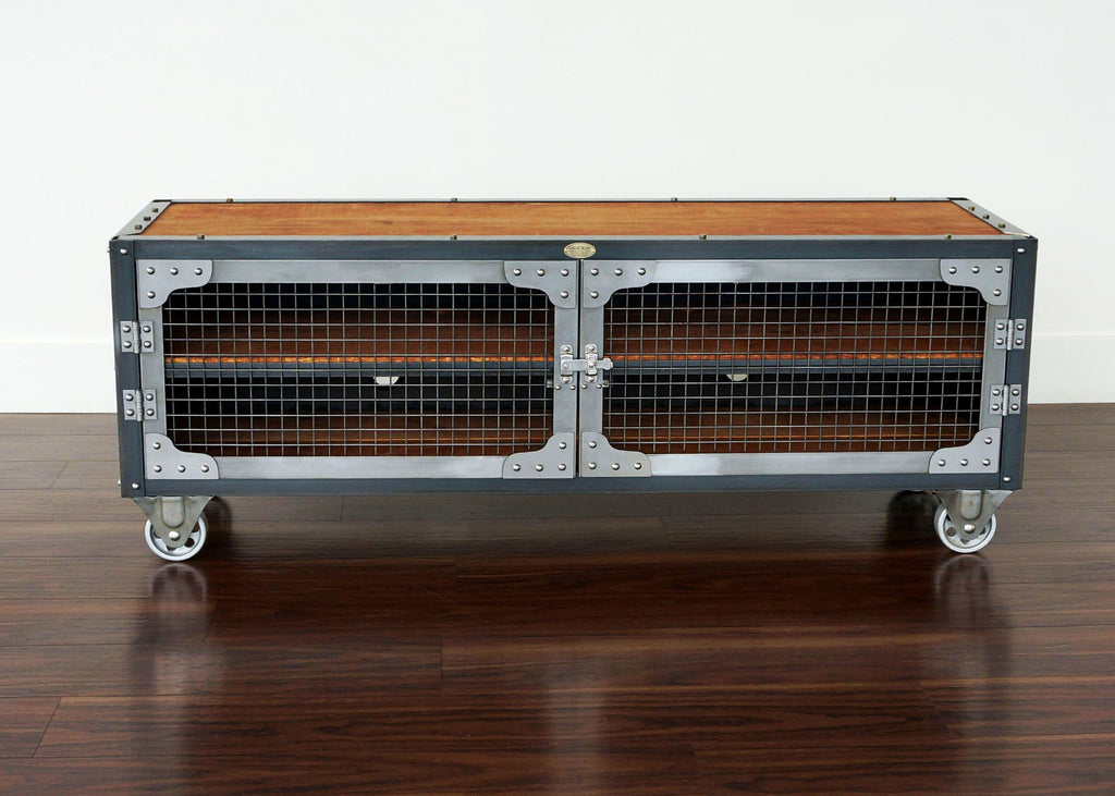 best industrial media console on casters Toronto Ontario Canada