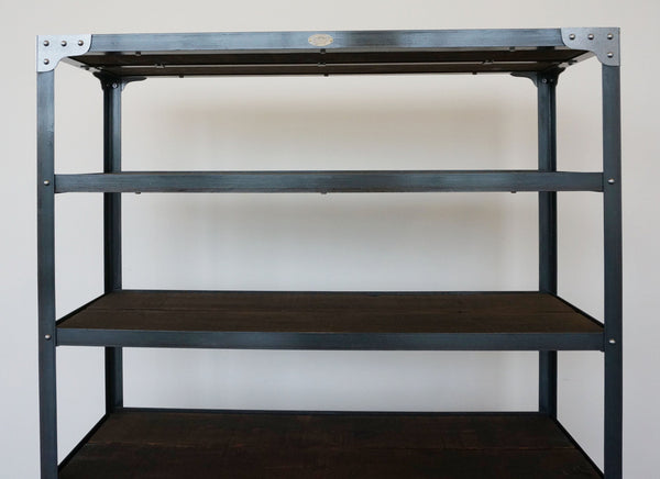 best industrial shelf on wheels USA