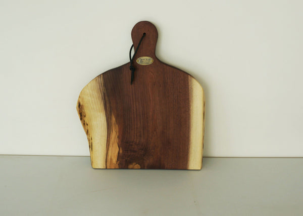 Live Edge Walnut Cutting Board or Charcuterie Board