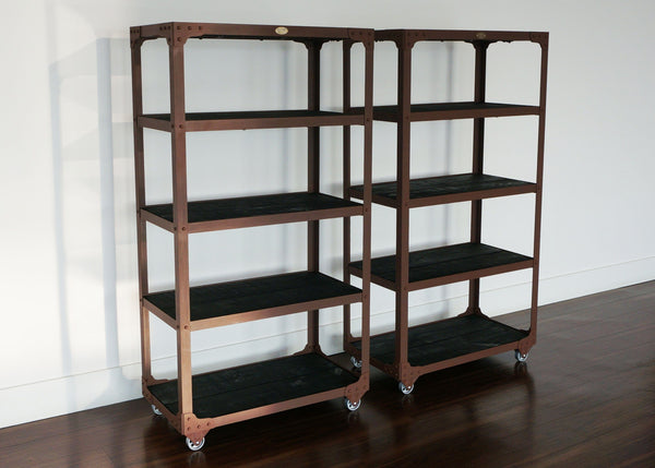 best matching industrial bookcases Ontario