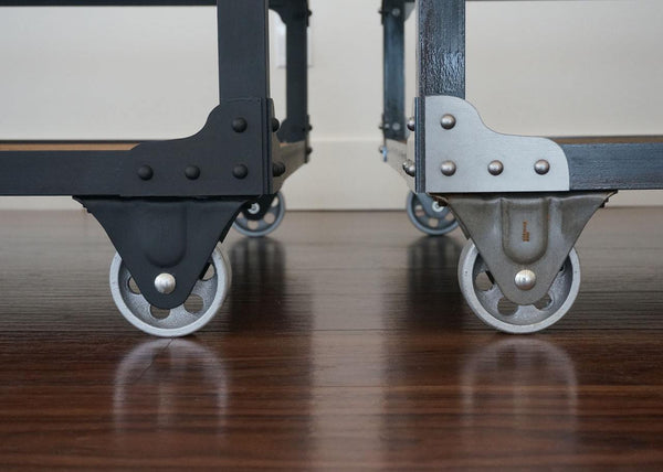 coffee table wheels