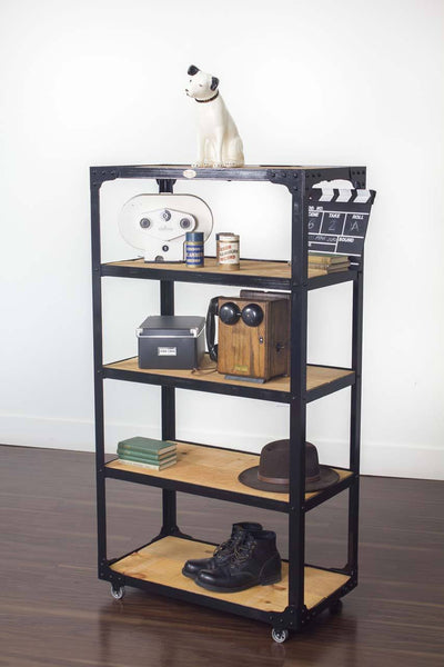 best Industrial style bookcase Canada