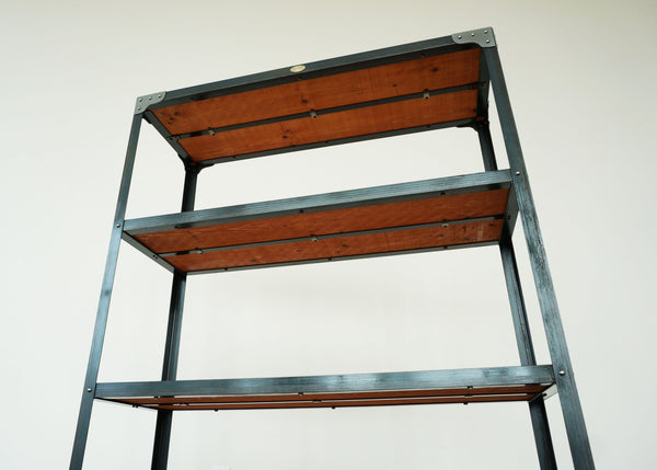 high quality industrial shelf on wheels online