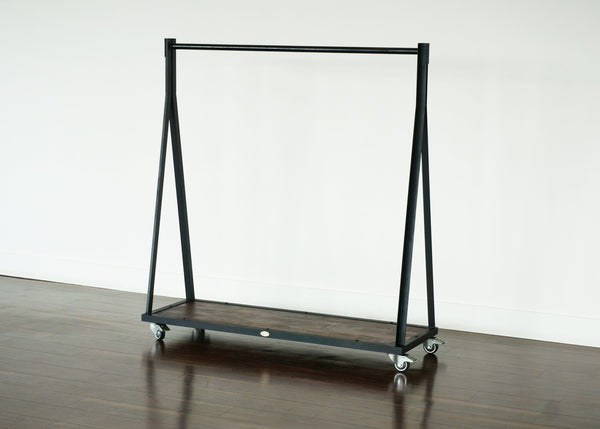 Retro Rack - Industrial A-Frame Clothing Rack