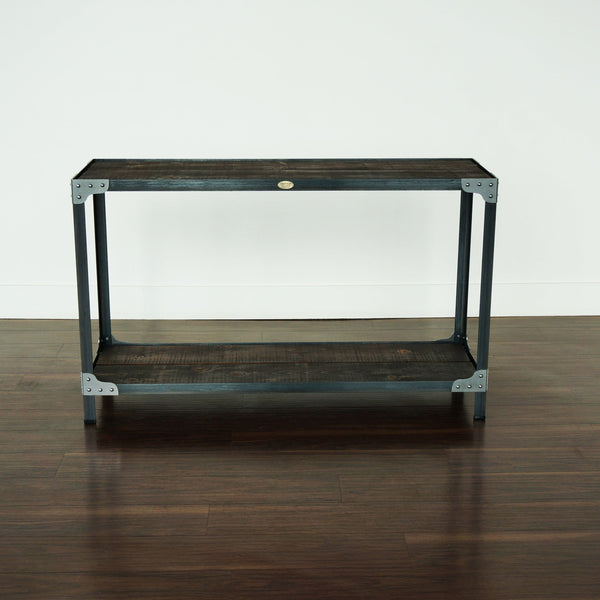 best handmade industrial entryway console table Ottawa